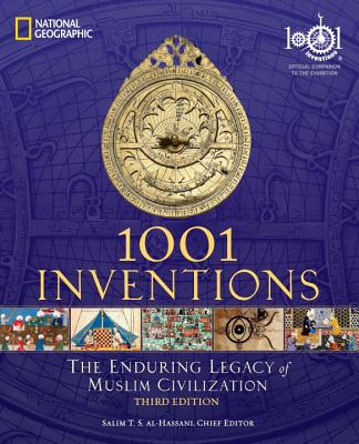 1001 Inventions By National Geographic Society (U. S.)